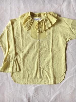 Charles shirt  イエローS・M・Lサイズ