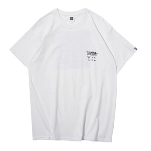 LEAF LOGO S/S TEE(WHITE)[TH8A-SS1]