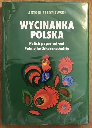 Wycinanka Polska Polish paper cut-out Polnische Scherenschnitte