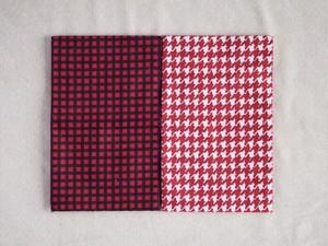 Moda Yuletide Gatherings Flannels レッド系カットクロスセット2