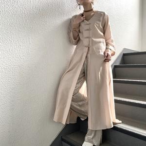 《即納》【SERi9 Original】2way China Dress Shirt