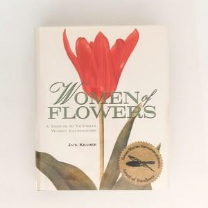 花のイラスト集 Women of Flowers: A Tribute to Victorian Women Illustrators