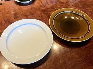 SATISFACTIONのカレー皿