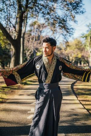 japanese samurai costume