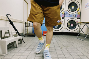 Chocolate Short Pants【Brown】