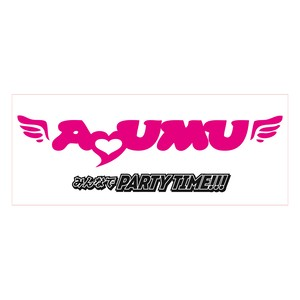 DJ♡AYUMU オリジナルタオル