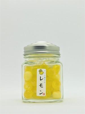 京あめ【彩玉 Irodama 】「レモン」 / 瓶入り