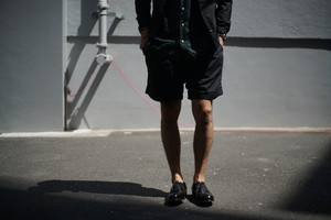 【再入荷】MOUNTAIN EQUIPMENT / Puckering water shorts