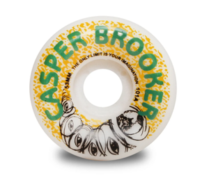 WAYWARD WHEEL / Funnel Cut / Casper Brooker / 53mm