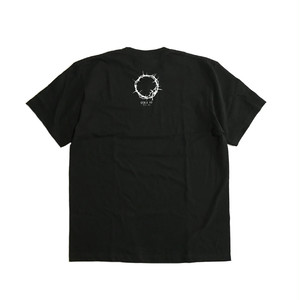 ILL IT - CIRCLE LOGO T-SHIRT (BK/PK)