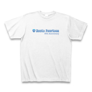 RouteFourteen35周年Tシャツ ホワイト