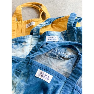 Lookout & wonderland medicinally dyed bag
