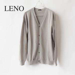 LENO/リノ・COTTON CARDIGAN