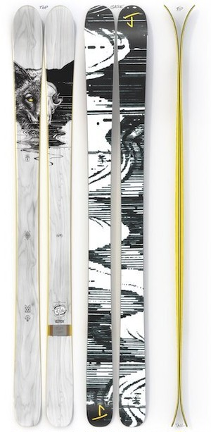 "【予約販売】J skis - THE MASTERBLASTER ""GLITCH - PAUL JACKSON X J COLLAB"""