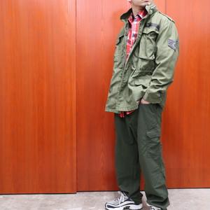 70s US army M65 field jacket size S-R