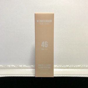 【W.DRESSROOM】#46 PURELILY dress&living clear perfume