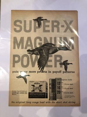 714 アメリカ ビンテージ 雑誌 広告 ポスター インテリア雑貨