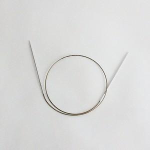 チューリップ:輪針 1号(2.50mm)【80cm】