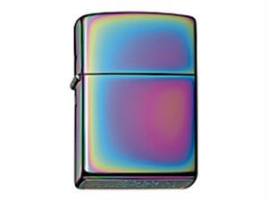 ジッポ ZIPPO ライター PVD加工 151スペクトラム シルバー