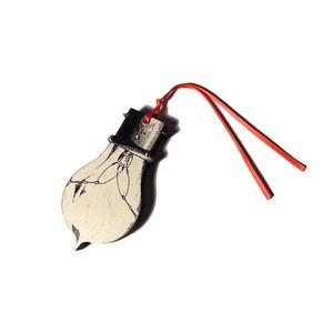 オーナメント:イラスト電球