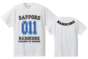 SAPPORO 011 HARDCORE(白ボディー)