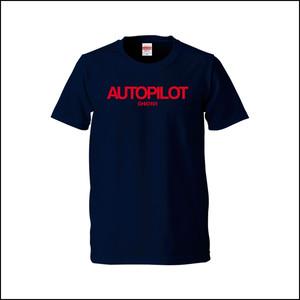 AUTOPILOT navy × red