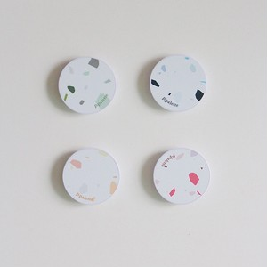 [p.palette] Terrazzo Palette スマホグリップ(全4色)