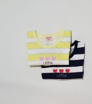 【プリントTシャツ】♥️♥️♥️smile ーダー 50502