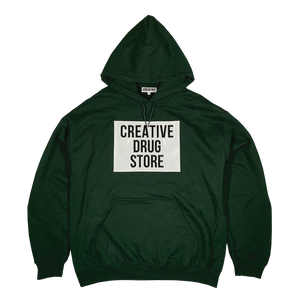 CDS Square Parka(Green)
