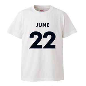 6月22日