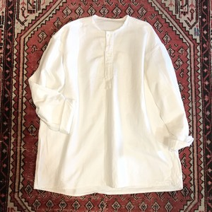 【DEADSTOCK】ロシア軍 スリーピングシャツ  裏起毛 XL (2)