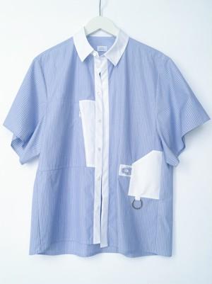 "HATRA ""Half Sleeve Organ Shirt"""