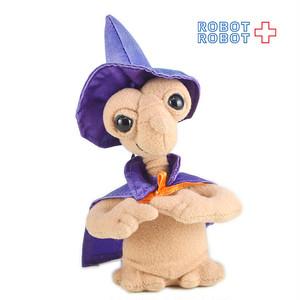 USJ E.T. ミニぬいぐるみストラップ 紫の魔女