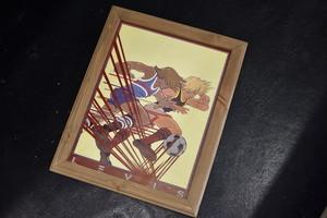Vintage Levi's Frame Box-Soccer