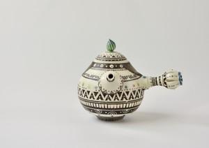 太陽Tea Pot
