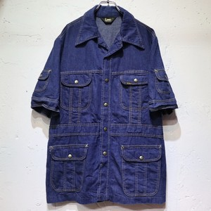 70's Lee denim bush jacket
