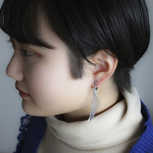earring ガラス m30-03