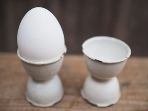 antique egg stand 2つセット