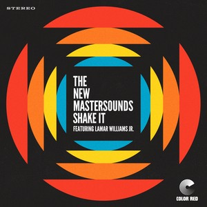 【ラスト1/LP】The New Mastersounds - Shake It