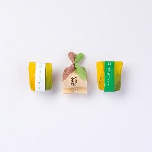 森の都・くり宝珠 詰合せ(箱詰 15個入[くり宝珠5個/けやき5個/はぎ5個)])