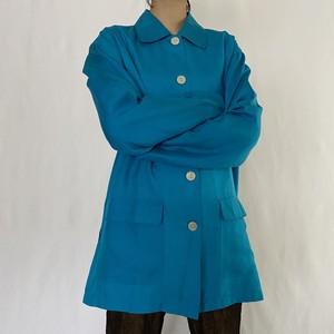 80's jacqueline ferrar | silk jacket