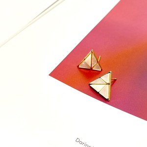 stained glass pierce ~triangle~