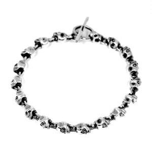 ABOVE S skull Bracelet 19cm