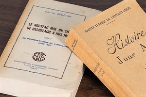 HISTOIRE d'une AME -2set- /display book