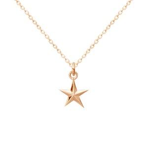 ABOVE Tiny star rosegold
