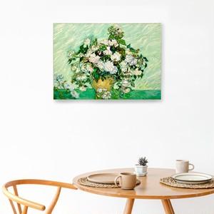 素敵なアートパネル A2サイズ 薔薇 フィンセント・ファン・ゴッホ