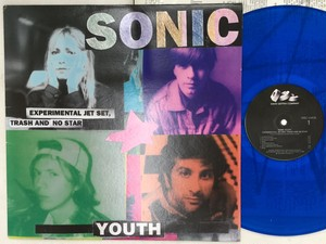 SONIC YOUTH / EXPERIMENTAL JET SET,TRASH AND NO STAR