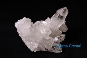 ブラジル 水晶クラスター 260g