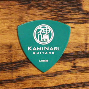 KAMINARI Pick Triangle / 1.0mm (Hard)