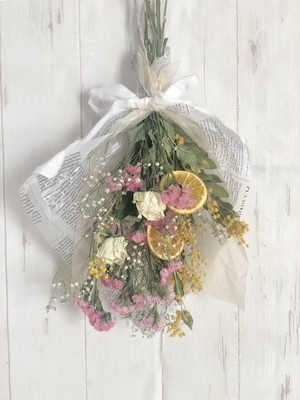 (Re:II) 限定商品 / Dried Flower スワッグType:C